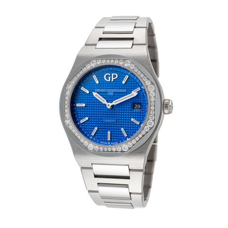 Girard-Perregaux Ladies Laureato Quartz // 80189D11A433-11A