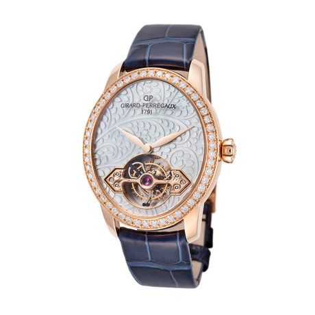 Girard-Perregaux Ladies Cat's Eye Tourbillon Automatic // 99490D52A706-CK6A