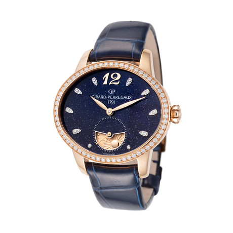 Girard-Perregaux Ladies Cat's Eye Automatic // 80488D52A451-CK4A