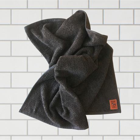 Hair Towel (Black)