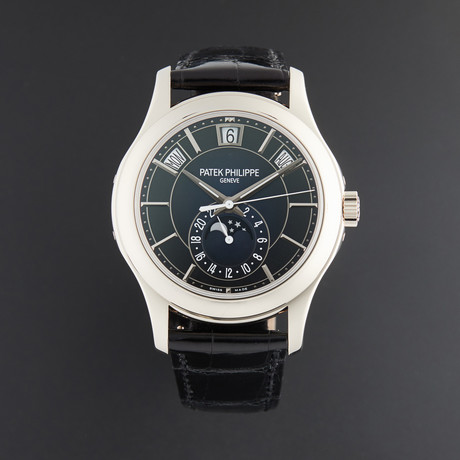 Patek Philippe Complications Annual Calendar Automatic // 5205G-013 // Pre-Owned