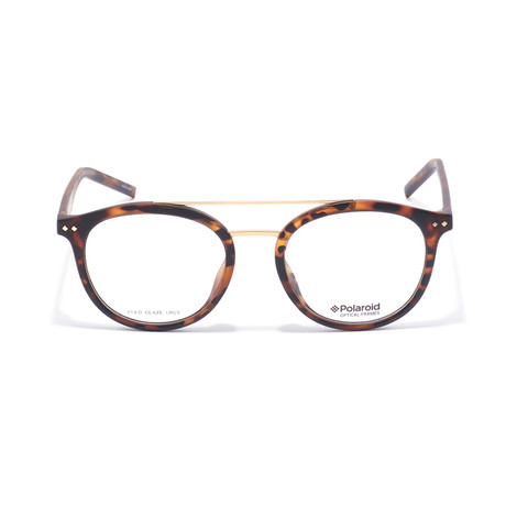 Polaroid // Unisex PLDD315 Optical Frames // Matte Havana
