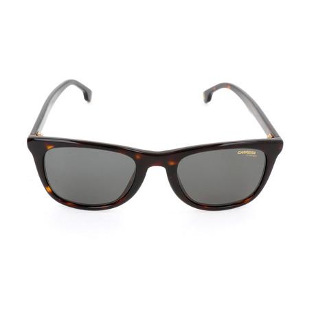 Carrera // Unisex CA134S Sunglasses // Dark Havana