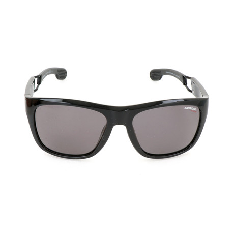 Carrera // Men's 4007S Sunglasses // Matte Blue