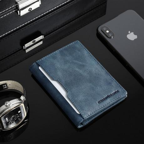 5.S Wallet // Arctic Blue