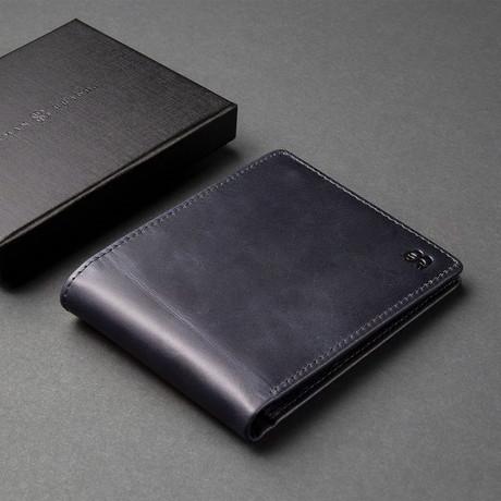 Executive Wallet // Luxe Blue
