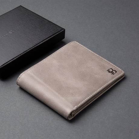 Executive Wallet // Slate Gray