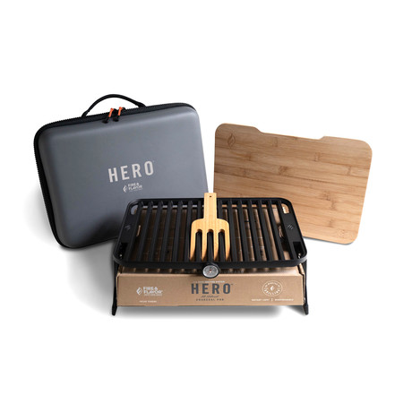 HERO Portable Grill System