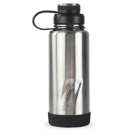 Boulder Trimax® Insulated Stainless Steel Water Bottle // 32oz. (Silver Express)