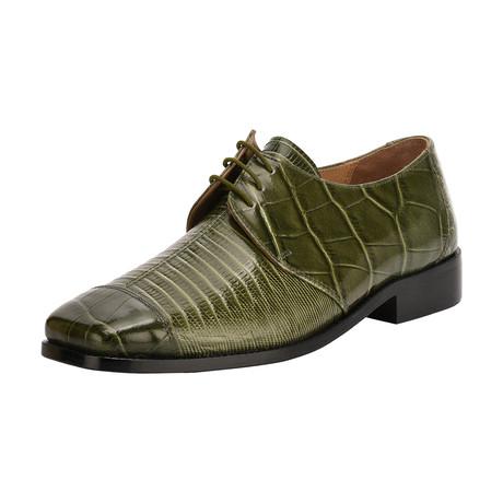 Casanova Shoes // Olive (US: 6.5)