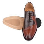 Dock Oxford // Brown + Tan (US: 9)