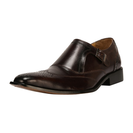 Clooney Shoes // Brown (US: 6.5)