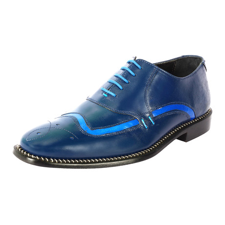 Youth Dress Shoes // Royal Navy (US: 6.5)