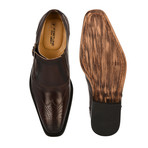 Clooney Shoes // Brown (US: 9.5)