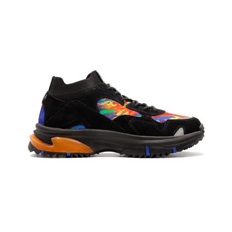 Canal Sneaker // Black Leaf (US: 7.5)