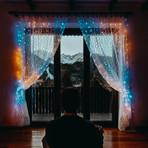 Twinkly // Curtain // 10 x 21 Matrix // 210 LEDs