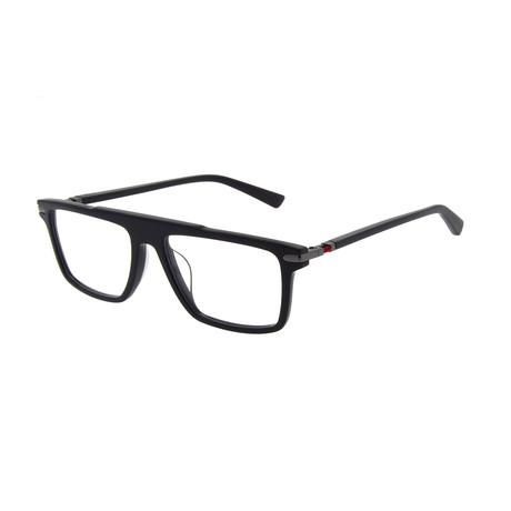 Men's DA1009 Optical Frames // Black