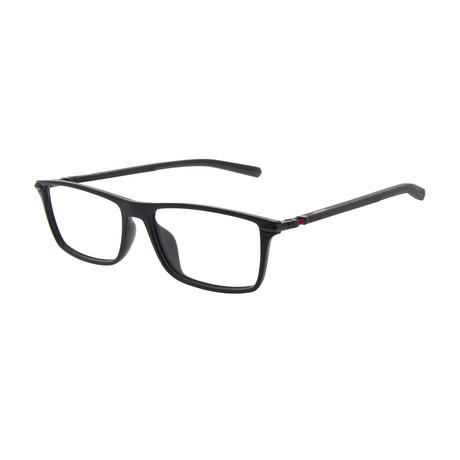 Men's DA1001 Optical Frames // Matte Black