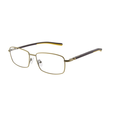 Men's DA3002 Optical Frames // Champagne