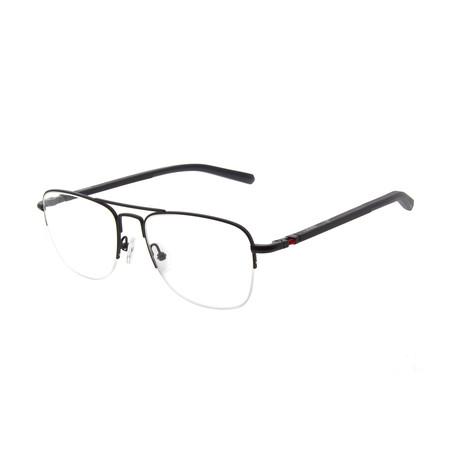 Men's DA3003 Optical Frames // Matte Black