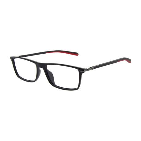 Men's DA1001 Optical Frames // Black