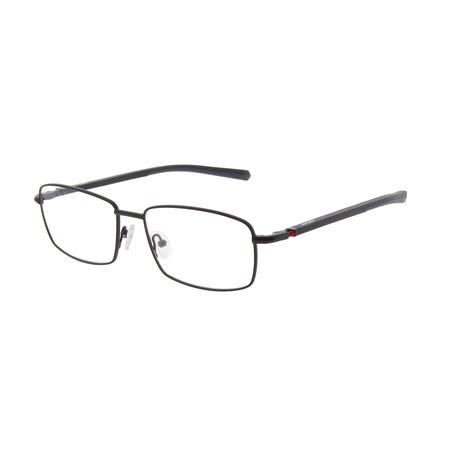 Men's DA3002 Optical Frames // Matte Black