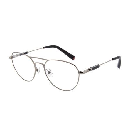 Men's DA3004 Optical Frames // Light Gunmetal