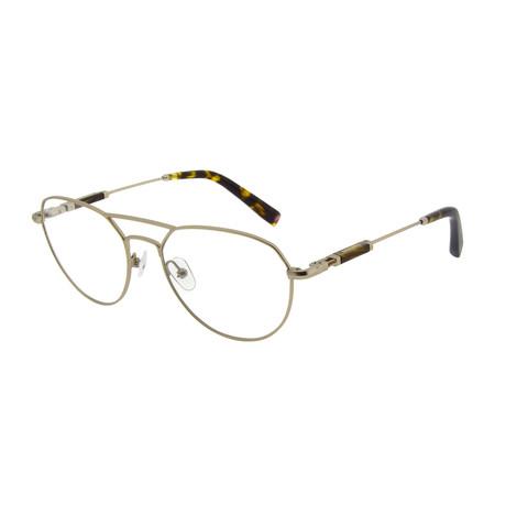 Men's DA3004 Optical Frames // Champagne