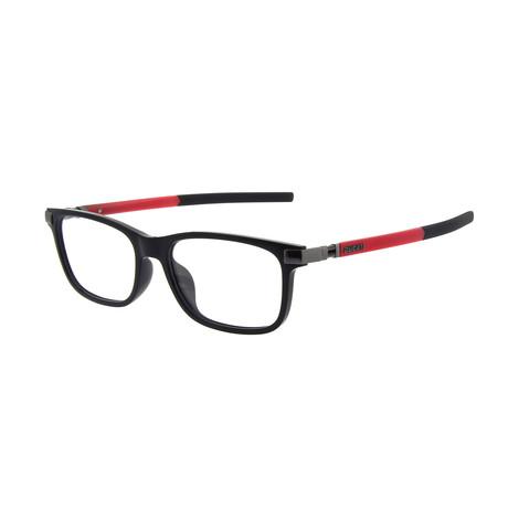 Men's DA1006 Optical Frames // Black