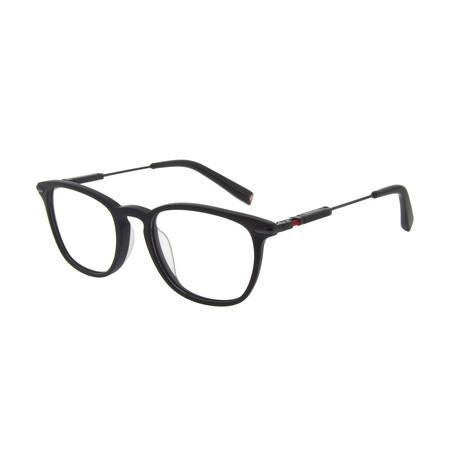 Men's DA1004 Optical Frames // Matte Black