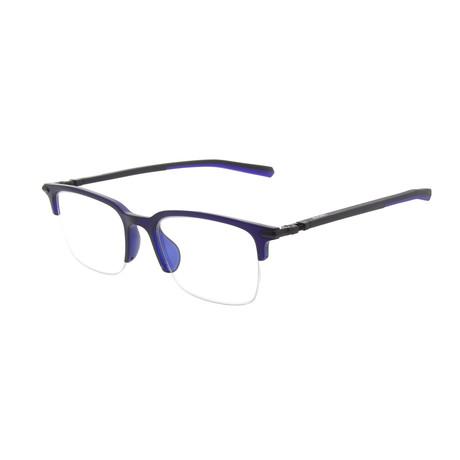 Men's DA1003 Optical Frames // Dark Navy Blue