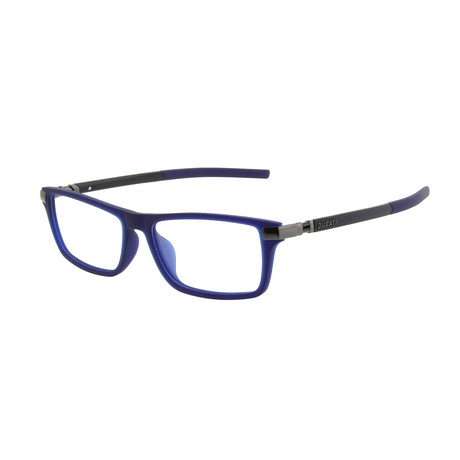Men's DA1005 Optical Frames // Dark Navy Blue