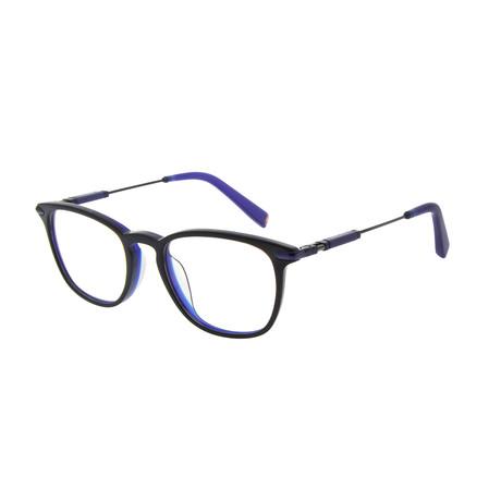 Men's DA1004 Optical Frames // Dark Navy Blue