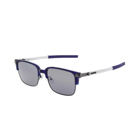 Men's DA5004 Sunglasses // Dark Navy