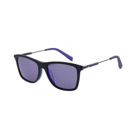 Men's DA5003 Sunglasses // Dark Navy