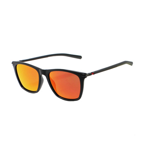 Men's DA5001 Sunglasses // Matte Black