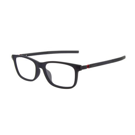 Men's DA1006 Optical Frames // Matte Black