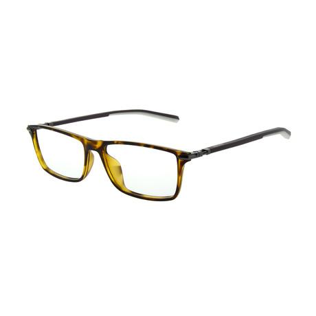Men's DA1001 Optical Frames // Tortoise