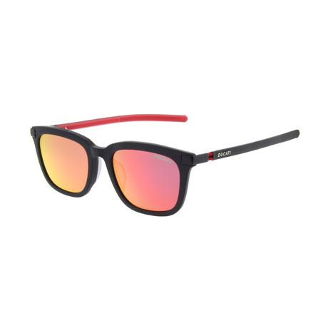 Men's DA9001 Sunglasses // Matte Black