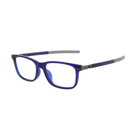 Men's DA1006 Optical Frames // Dark Navy Blue
