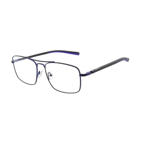 Men's DA3001 Optical Frames // Dark Navy Blue