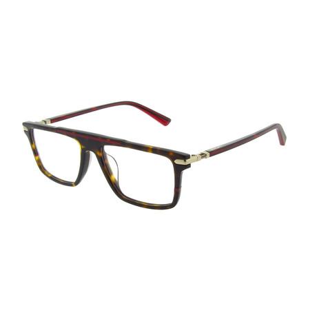 Men's DA1009 Optical Frames // Tortoise