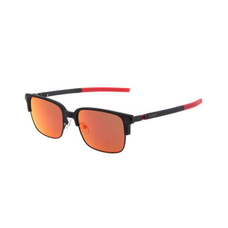 Men's DA5004 Sunglasses // Matte Black