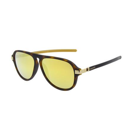 Men's DA5005 Sunglasses // Tortoise