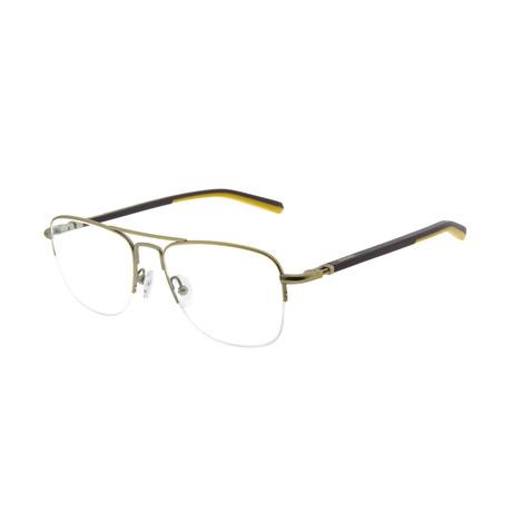 Men's DA3003 Optical Frames // Champagne