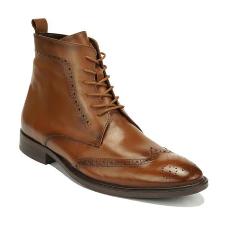 Smith Boots // Tan (Euro: 39)