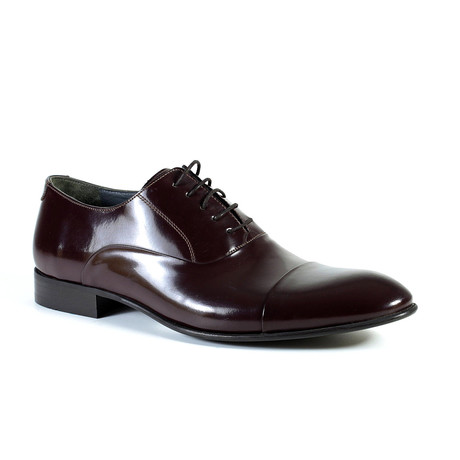 Otis Dress Shoe // Burgundy (Euro: 40)