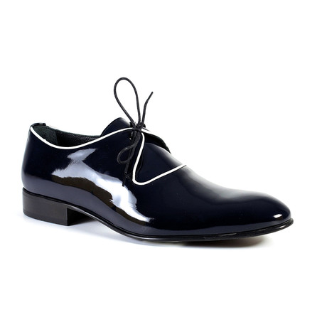 Luke Dress Shoe // Navy (Euro: 40)