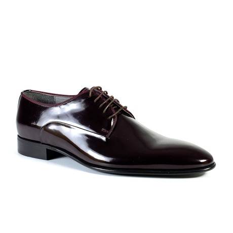 Travis Dress Shoe // Burgundy (Euro: 40)