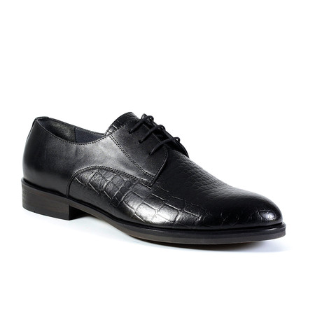 Charles Dress Shoe // Black (Euro: 40)